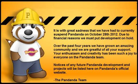 Pandanda Closure UPDATE