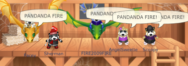 Bear Hallow on Free Pandanda