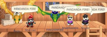 Bear Hallow on Free Pandanda